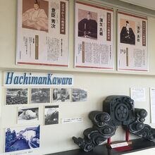 八幡山ロープウェー展望資料館