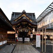 太閤さんをお祀りする豊国神社