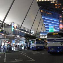 東京駅JR高速バスターミナル