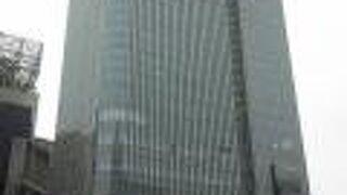 東宝エリアの高層ビル