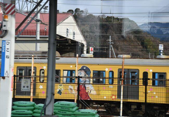 近江鉄道 多賀線