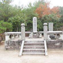 大村益次郎墓