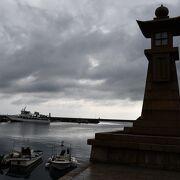 瀬戸内海に面する港町、鞆の浦