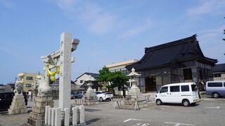 諏訪神社(富山県魚津市)