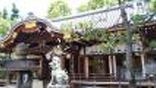杭全神社(くまた神社)