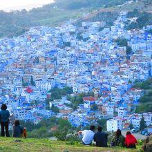 丘の上のモスク