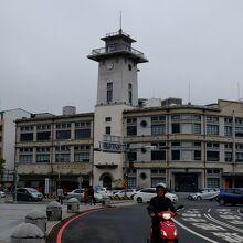 台南消防署 (台南市消防局中正消防分隊)