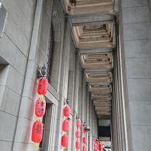 旧日本勧業銀行台南支店 (現台湾土地銀行)