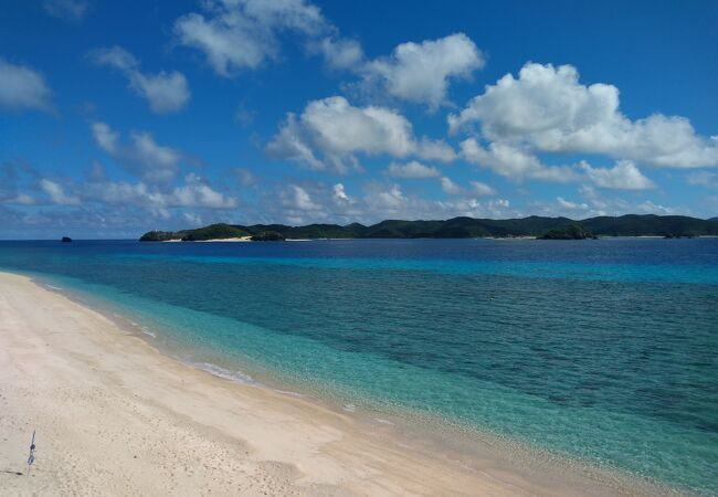 阿嘉島に行った際には必ず行ってほしいビーチ