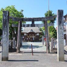 総社大明神社
