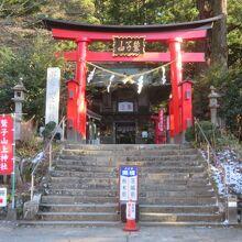 鷲子山上神社(栃木県那珂川町)