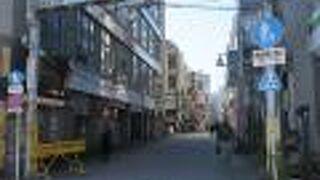 仲町通り商店街