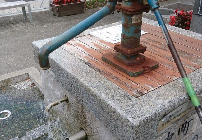 中町蔵の井戸