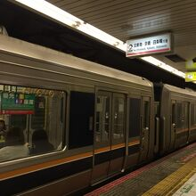 JR東西線