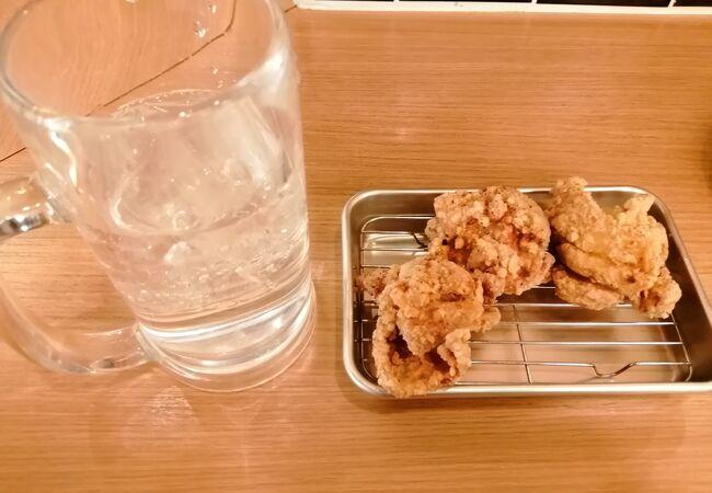 男前からあげ 徳島駅クレメントプラザ店
