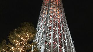 東京観光の目玉のひとつです
