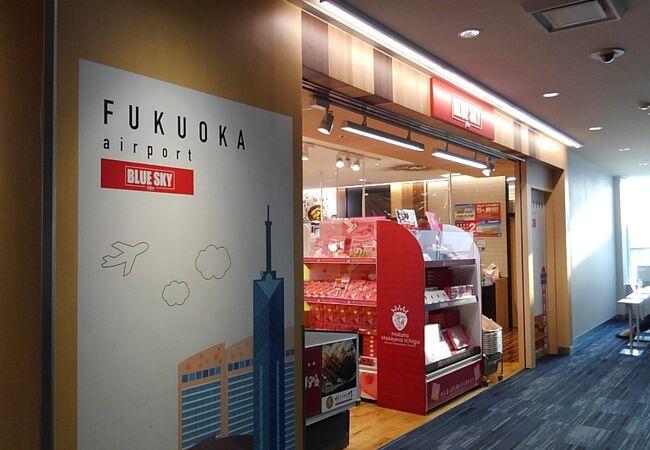 JAL系の土産店