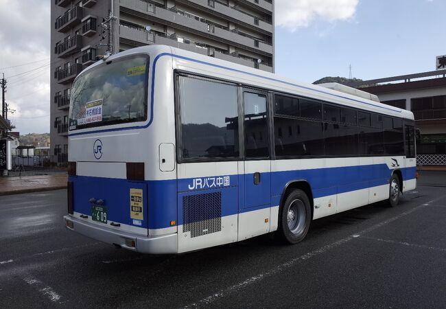路線バス (中国JRバス)