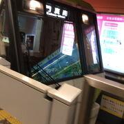 心斎橋駅と京橋駅