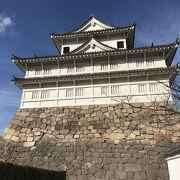 広島県の城跡巡り:福山城跡、駅前に伏見櫓が
