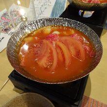 氷見牛のトマト鍋