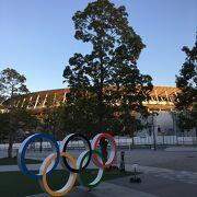 東京2020オリンピック・パラリンピック競技大会会場です