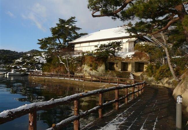 観瀾亭 松島博物館