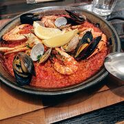 コスパがいい美味しいスペイン料理