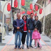 関子嶺百年老街