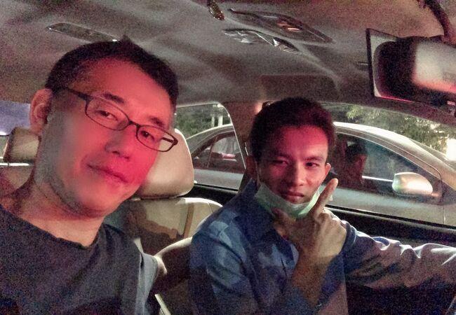 バンコク駐在者からピンクタクシーをおすすめされたが…