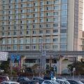 那覇の最高級ホテルの1つ