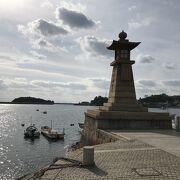 鞆の浦(広島県鞆の浦):歩いて周る港町