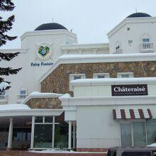 ガトーキングダムサッポロ 1Fプールサイドレストラン