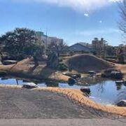 足利学校の日本庭園