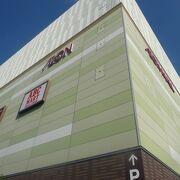 京都駅の裏側?