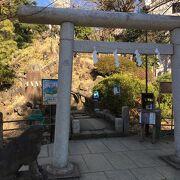 富士塚で富士登山気分