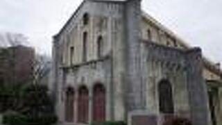 九州学院高等学校講堂兼礼拝堂