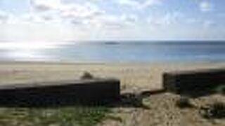 徳浜海水浴場