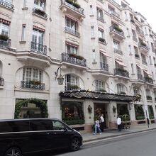 ル ブリストル パリ アン オトカー コレクション ホテル