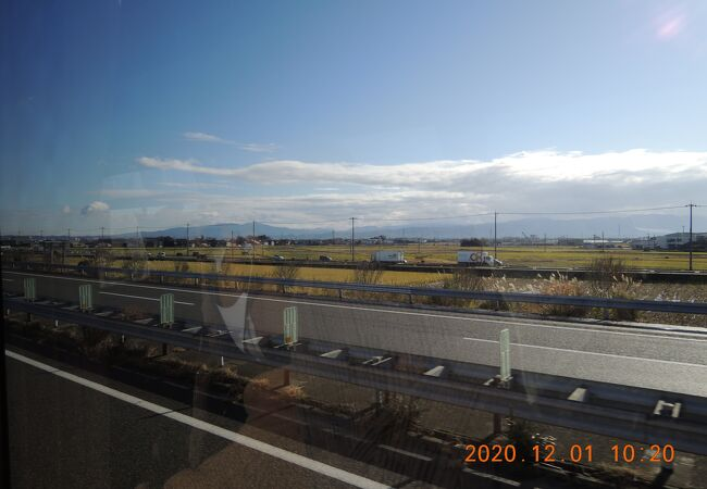 小松空港リムジンバス