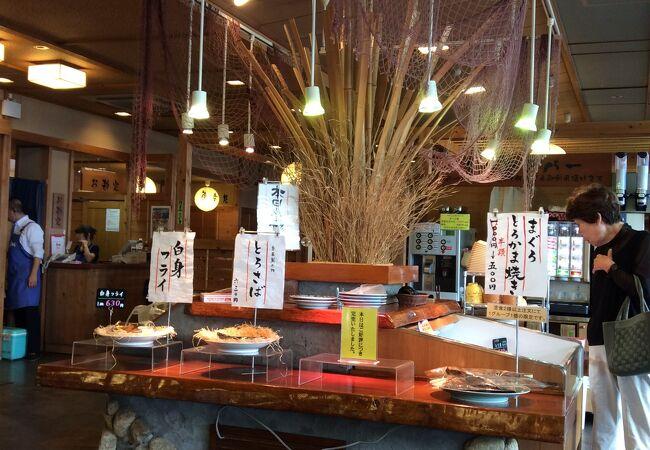 魚太郎 市場食堂