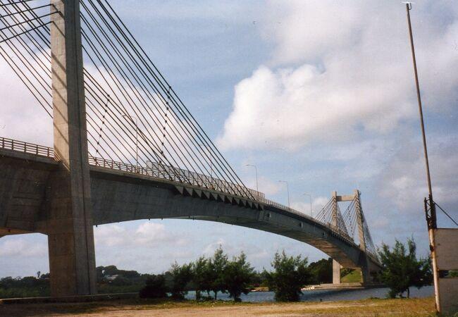 コロール バベルダオブ橋 (KBブリッジ)