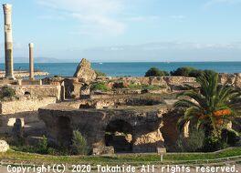 古代ローマの浴場 (アントニヌス)