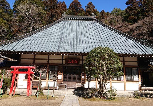 香積寺(愛知県豊田市)