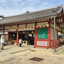 亀井堂 (四天王寺)