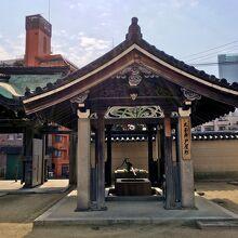 太子井戸屋形 (四天王寺)