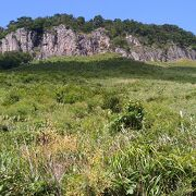 険しい山、後醍醐天皇が籠もった要塞