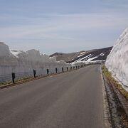 志賀草津高原ルート 雪の回廊ウォーキング~日本国道最高地点を歩こう~