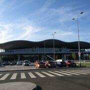 FRANJO TUDMAN 空港