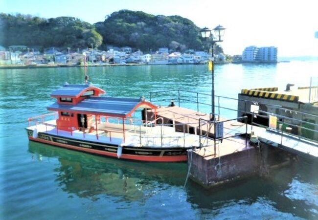 渡し船 浦賀 『浦賀の渡し船』東と西の叶神社を繋ぐ渡し舟 かなめぐ 神奈川県味めぐり